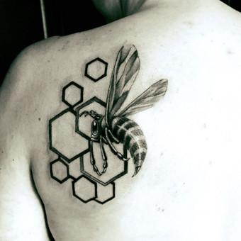 Visų Šventų Tattoo / Visų Šventų Tattoo / Darbų pavyzdys ID 899571