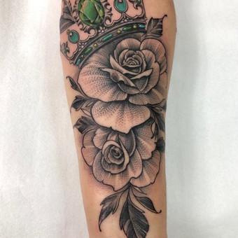 Visų Šventų Tattoo / Visų Šventų Tattoo / Darbų pavyzdys ID 899577