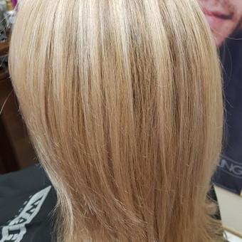 Modeliniai kirpimai, plaukų dažymas, ilgal.plaukų tiesinimas / Grožio Salonas/Kirpykla / Darbų pavyzdys ID 901873