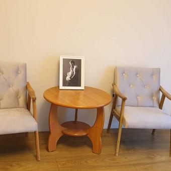 Minkštų baldų restauravimas / Rita Markevičienė / Darbų pavyzdys ID 902265
