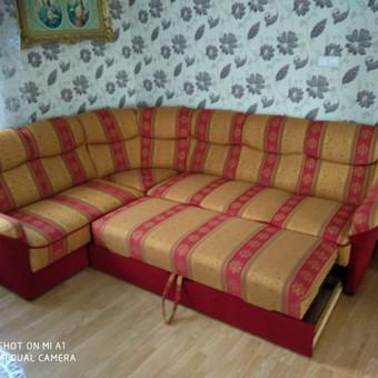 Minkštų baldų restauravimas / Rita Markevičienė / Darbų pavyzdys ID 902267