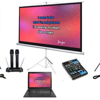 Garso įrangos nuoma, Dj paslaugos, renginių įgarsinimas / MB Projektorių centras / Darbų pavyzdys ID 903445