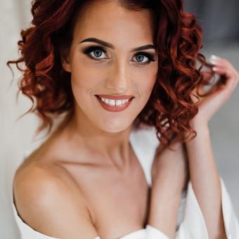 """""""Silvija MUA Make Up & Hairstyles""""  - MAKIAŽAI ir ŠUKUOSENOS / Silvija / Darbų pavyzdys ID 907565"""
