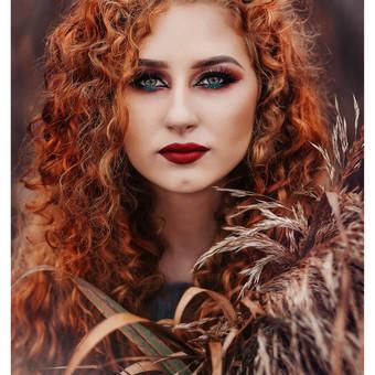 """""""Silvija MUA Make Up & Hairstyles""""  - MAKIAŽAI ir ŠUKUOSENOS / Silvija / Darbų pavyzdys ID 907571"""