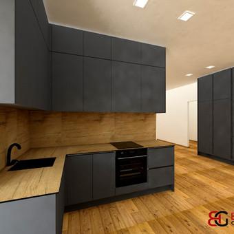 Mūsų misija: kokybiški baldai Jūsų namuose. / UAB Baldų Garantas / Darbų pavyzdys ID 907729