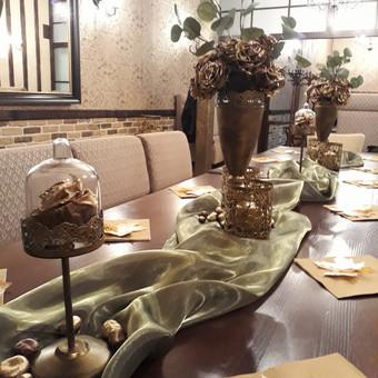 Švenčių dekoravimas / Regina Deco / Darbų pavyzdys ID 908815