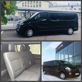 Keleivių pervežimas / Evitra / Darbų pavyzdys ID 911723