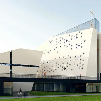 Architektas Vilniuje / Vytas Lužys / Darbų pavyzdys ID 916155