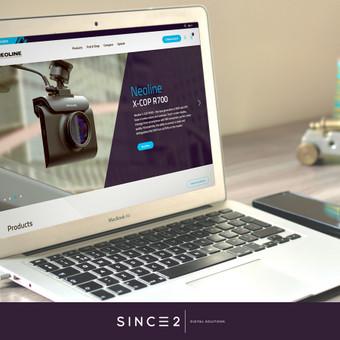 WEB&MOBILE sprendimų profesionalai / Naktinis Vilnius, MB / Darbų pavyzdys ID 917955