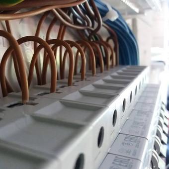Elektra Vilniuje( Elektra, automatika, silpnos srovės) / Robertas Az. / Darbų pavyzdys ID 920719