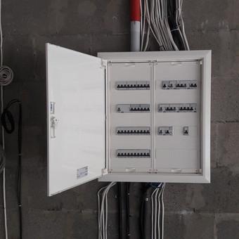 Elektra Vilniuje( Elektra, automatika, silpnos srovės) / Robertas Az. / Darbų pavyzdys ID 920733
