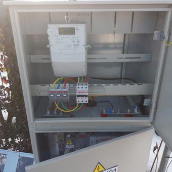 Elektra Vilniuje( Elektra, automatika, silpnos srovės) / Robertas Az. / Darbų pavyzdys ID 659511