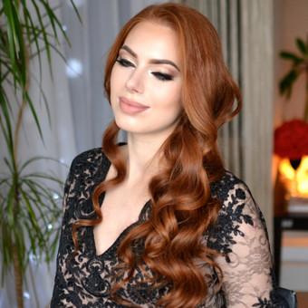 """""""Silvija MUA Make Up & Hairstyles""""  - MAKIAŽAI ir ŠUKUOSENOS / Silvija / Darbų pavyzdys ID 921925"""