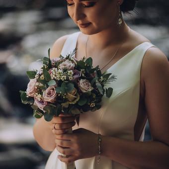 Priimu registracijas 2020 metų vestuvių sezonui! / Snieguolė / Darbų pavyzdys ID 923207
