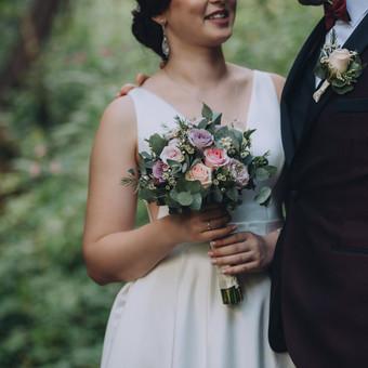 Priimu registracijas 2020 metų vestuvių sezonui! / Snieguolė / Darbų pavyzdys ID 923245