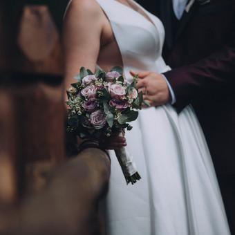 Priimu registracijas 2020 metų vestuvių sezonui! / Snieguolė / Darbų pavyzdys ID 923399