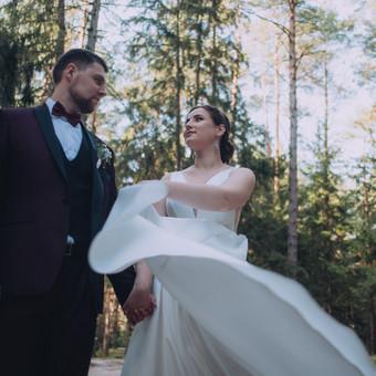 Priimu registracijas 2020 metų vestuvių sezonui! / Snieguolė / Darbų pavyzdys ID 923407