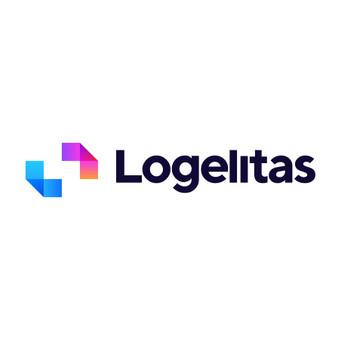 Logelitas - logistic company       Logotipų kūrimas - www.glogo.eu - logo creation.