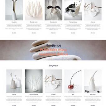 #1 Interneto svetainių, bei parduotuvių kūrimas,  SEO / Jonas Urbonas / Darbų pavyzdys ID 926397