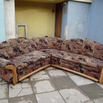 Minkštų baldų remontas / Baldų restauravimas / Darbų pavyzdys ID 932473