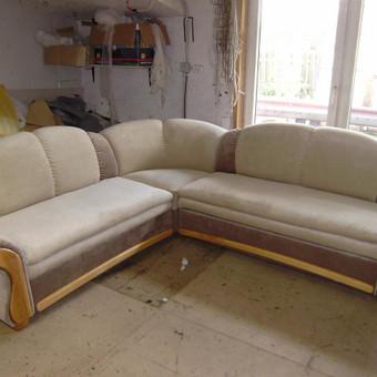 Minkštų baldų remontas / Baldų restauravimas / Darbų pavyzdys ID 932475
