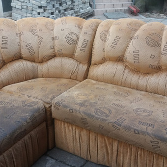 Minkštų baldų remontas / Baldų restauravimas / Darbų pavyzdys ID 932481