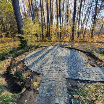 Akmens mūro darbai, Šlaitų ir pakrančių tvirtinimas,Gabion / Saulius / Darbų pavyzdys ID 935357