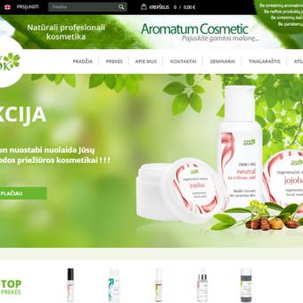 Laisvai samdomas e-komercijos projektų vadovas / Emilis Markulis / Darbų pavyzdys ID 950459