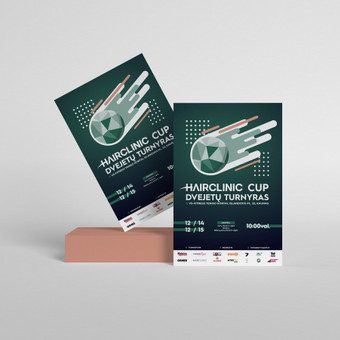 Grafinis Dizainas / Maketavimas / Karolina Chlestovaitė / Darbų pavyzdys ID 952195