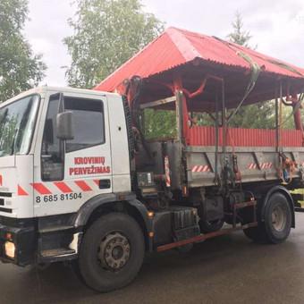 Krovinių pervežimas / UAB Gontera / Darbų pavyzdys ID 961505