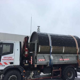Krovinių pervežimas / UAB Gontera / Darbų pavyzdys ID 961507