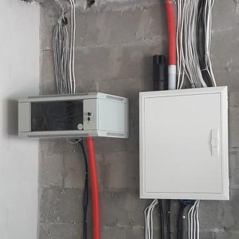 Elektra Vilniuje( Elektra, automatika, silpnos srovės) / Robertas Az. / Darbų pavyzdys ID 962683