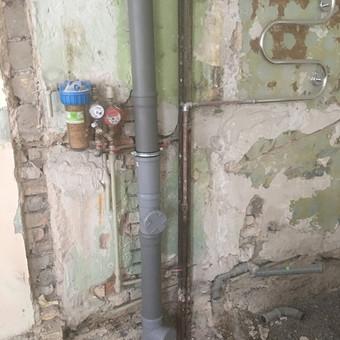 Santechnikas, vandentiekis, šildymas, vėdinimas / Marius / Darbų pavyzdys ID 964797