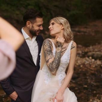 Vestuvių fotografė Kristina Chéri Photography / Kristina Černiauskienė / Darbų pavyzdys ID 965275