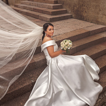 Vestuvių fotosesija / Justinas Anušauskas / Darbų pavyzdys ID 966077
