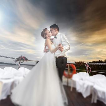 Vestuvių fotosesija / Justinas Anušauskas / Darbų pavyzdys ID 966083
