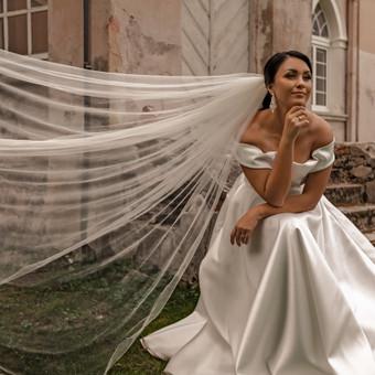 Vestuvių fotosesija / Justinas Anušauskas / Darbų pavyzdys ID 966109