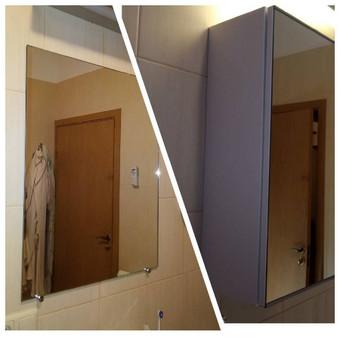 Ikea vonios spintelės surinkimas ir pakabinimas.