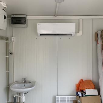 MB Termomisija - šilumos siurbliai, oro kondicionieriai / MB Termomisija / Darbų pavyzdys ID 977749