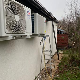 MB Termomisija - šilumos siurbliai, oro kondicionieriai / MB Termomisija / Darbų pavyzdys ID 977781