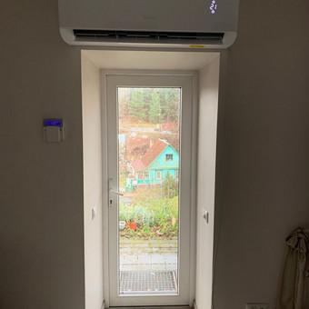 MB Termomisija - šilumos siurbliai, oro kondicionieriai / MB Termomisija / Darbų pavyzdys ID 977785