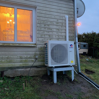 MB Termomisija - šilumos siurbliai, oro kondicionieriai / MB Termomisija / Darbų pavyzdys ID 977793