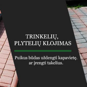 Paminklai Kaune / Andrius Andrulevičius / Darbų pavyzdys ID 978701