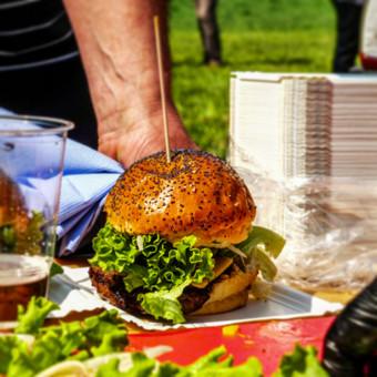 Sinners Burgers - grill patiekalai bet kuriuo sezonu! / Laurynas Valutis / Darbų pavyzdys ID 984653