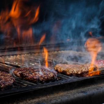 Sinners Burgers - grill patiekalai bet kuriuo sezonu! / Laurynas Valutis / Darbų pavyzdys ID 984667