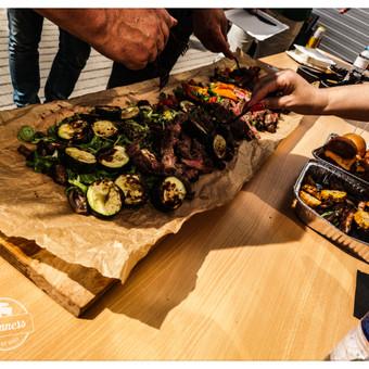 Sinners Burgers - grill patiekalai bet kuriuo sezonu! / Laurynas Valutis / Darbų pavyzdys ID 984687