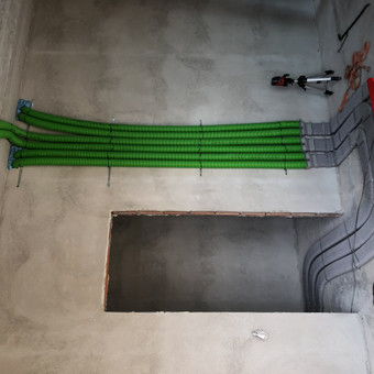 Vedinimo , kondicionavimo , santechnikos darbai. / MB Ainoro sistemos / Darbų pavyzdys ID 988823