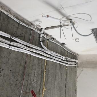 Vedinimo , kondicionavimo , santechnikos darbai. / MB Ainoro sistemos / Darbų pavyzdys ID 988831
