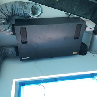 Vedinimo , kondicionavimo , santechnikos darbai. / MB Ainoro sistemos / Darbų pavyzdys ID 988841