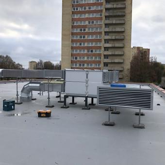 Vedinimo , kondicionavimo , santechnikos darbai. / MB Ainoro sistemos / Darbų pavyzdys ID 988847
